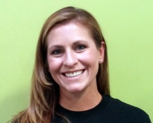 Jessica Ray, personal trainer at Fitness Plus in Lexington, Kentucky