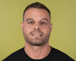 Ben DiPaola is a personal trainer at Fitness Plus in Lexington, Kentucky, and at Fitness Plus in Versailles, Kentucky